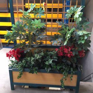 Jardinière décorative